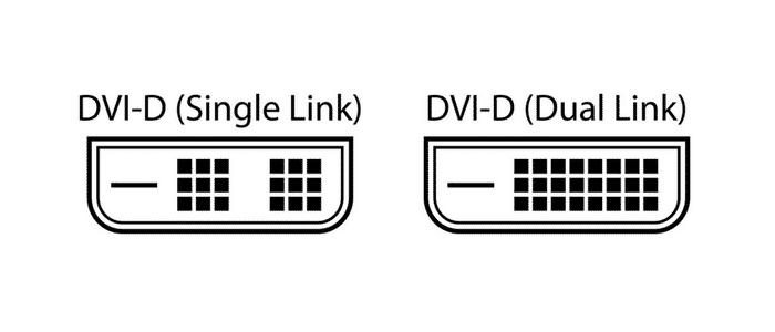 DVI-D-Stecker