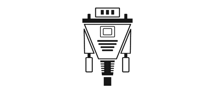 VGA-Stecker