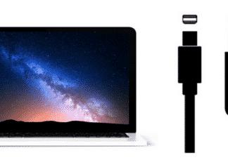 DisplayPort Anschluss