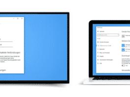 Miracast Windows 10 verbinden 03