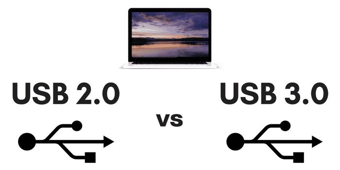USB 2.0 vs USB 3.0