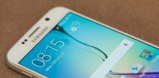 Samsung Galaxy S6 Reset