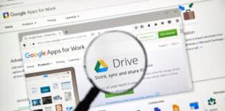 google drive ordner ändern