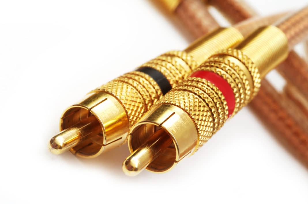 rca kabel cinch