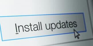 windows updates abbrechen